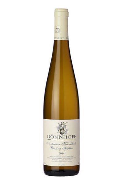 Donnhoff Norheimer Kirschheck Riesling Spatlese 2014