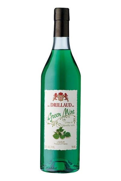 Drillaud Creme De Menthe Green