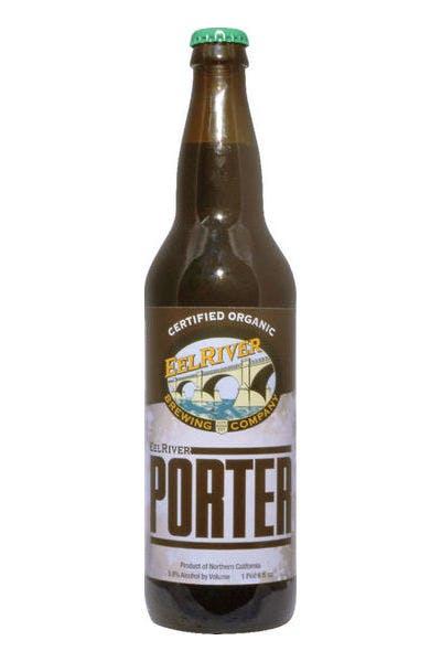 Eel River Organic Porter