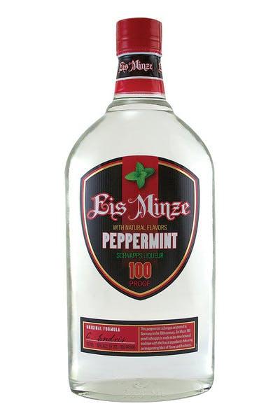 Eis Minze Peppermint Schnapps