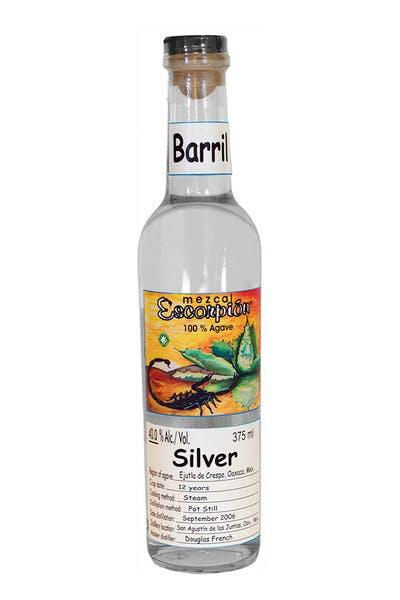 Escorpion Silver Barril