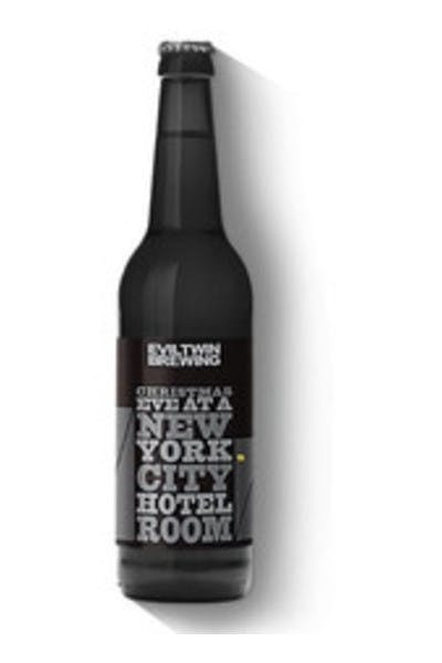 Evil Twin Christmas Eve At A New York City Hotel Room Stout