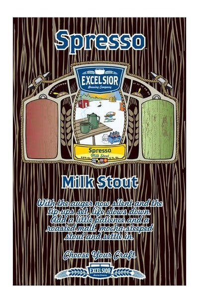 Excelsior 'Spresso Coffee Milk Stout