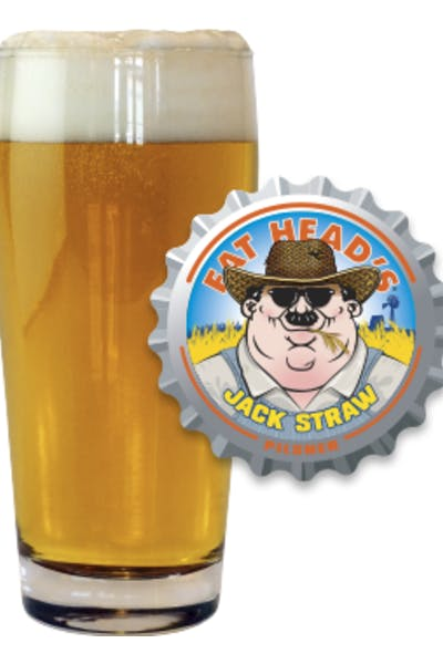 Fat Head's Jack Straw Pilsner