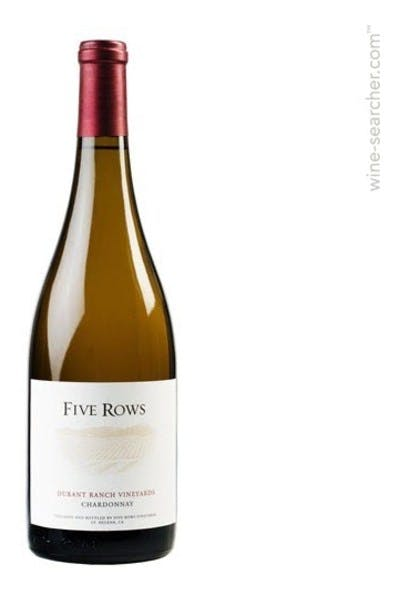 Five Rows Chardonnay