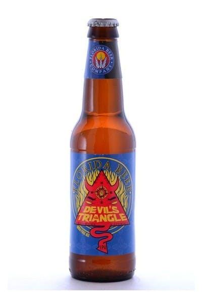 Florida Beer Company Devil's Triangle IPA