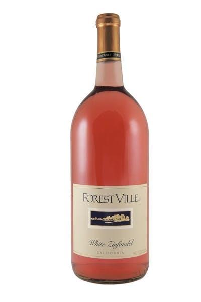 Forestville Sauvignon Blanc 2011