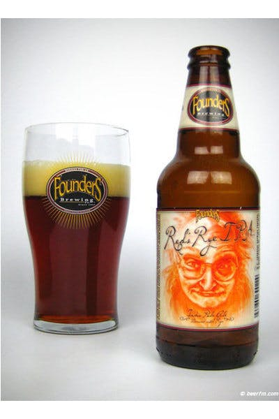Founder's Red's Rye IPA