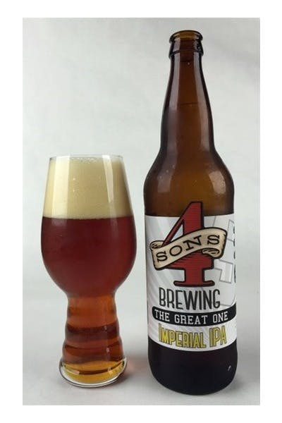 Four Sons The Great One Imp IPA