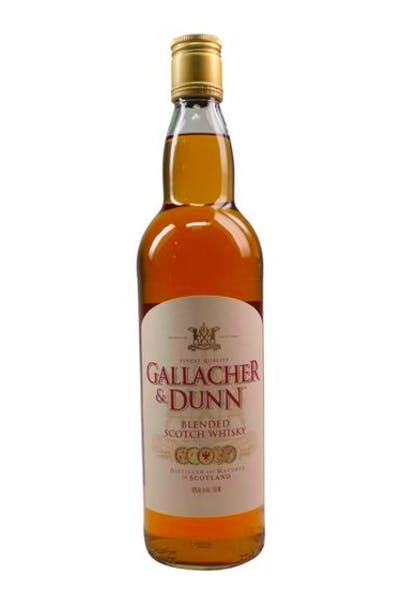 Gallacher & Dunn Blended Scotch Whisky