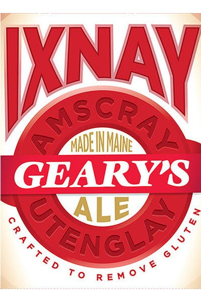 Geary's Ixnay