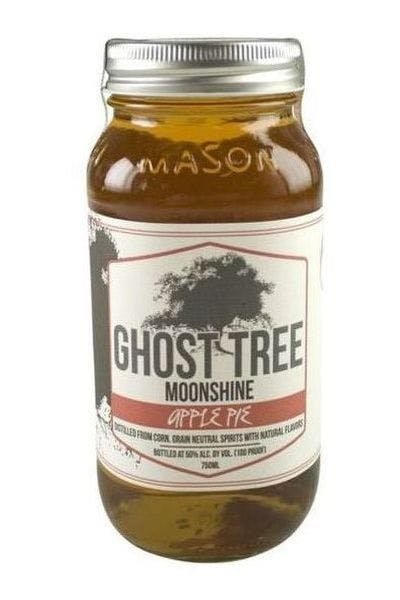 Ghost Tree Apple Pie Moonshine