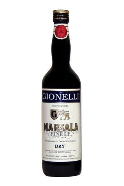 Gionelli Dry Vermouth Marsala