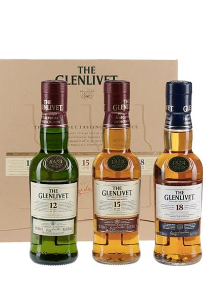 Glenlivet Tasting Pack