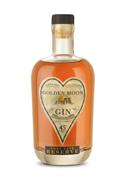 Golden Moon Port Cask Reserve Gin