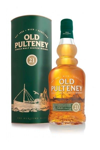 Gordon & MacPhail Old Pulteney 21 Year