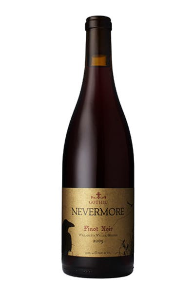 Gothic Pinot Noir Nevermore