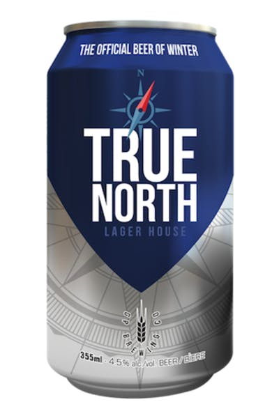 GP Brewing True North Lager