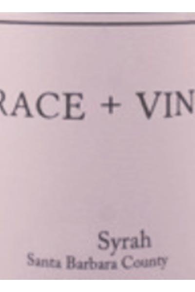 Grace & Vine Syrah 2014