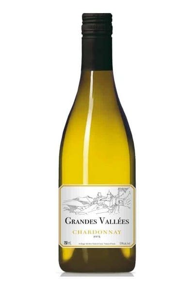 Grandes Vallees Chardonnay 750