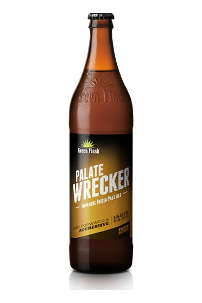 Green Flash Brewing Palate Wrecker