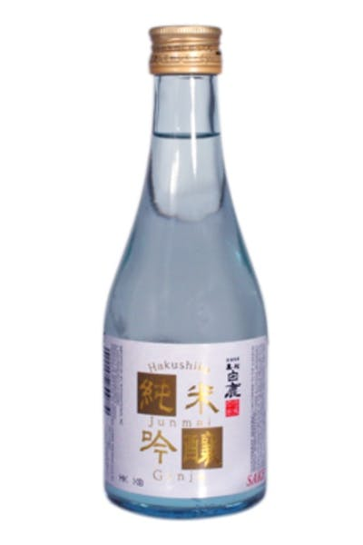 Hakushika Sake Junmai Ginjo