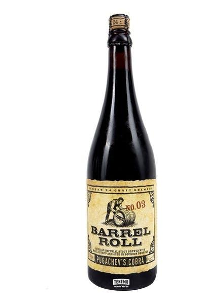 Hangar 24 Barrel Roll No. 3: Pugachev's Cobra