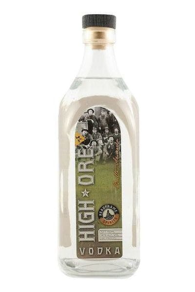 Headframe High Ore Vodka