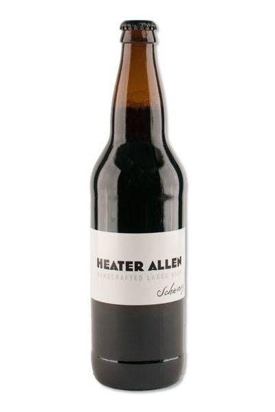Heater Allen Schwarz