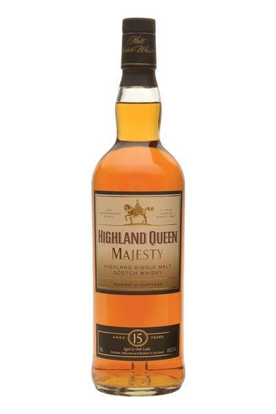 Highland Queen Majesty 15 Year Old Single Malt