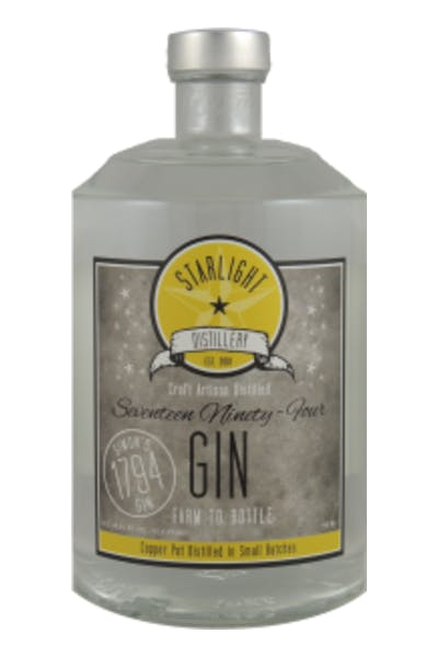 Huber Starlight Gin