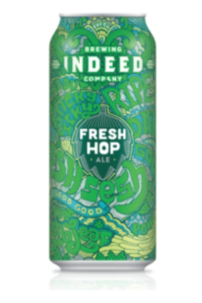 Indeed Fresh Hop Pale Ale