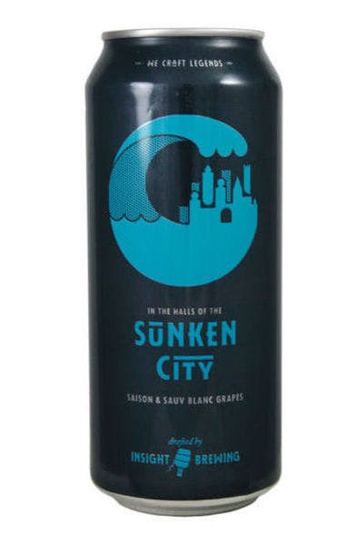 Insight Sunken City