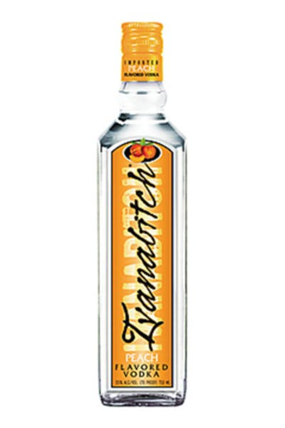 Ivanabiitch Peach Vodka