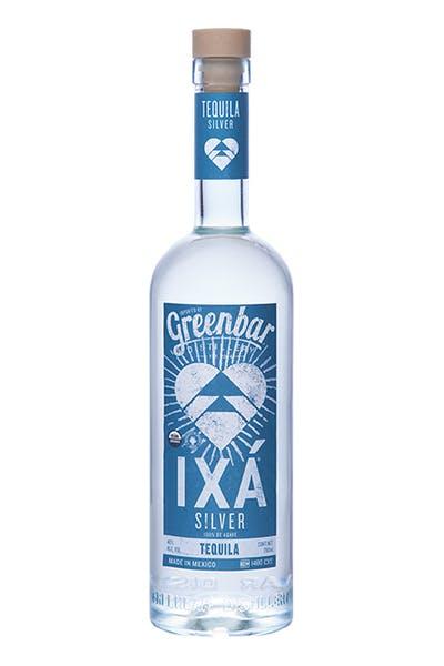 Ixa Silver Tequila from Greenbar Distillery