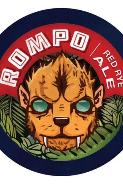 Jackalope Rompo Red Rye Ale