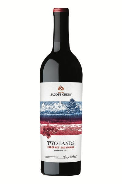 Jacob's Creek Two Lands Cabernet Sauvignon