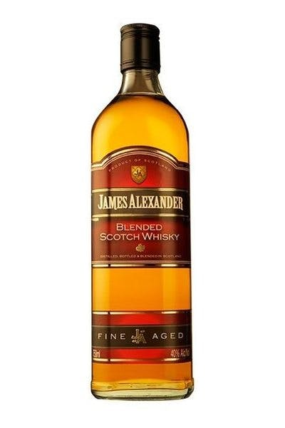 James Alexander Blended Scotch