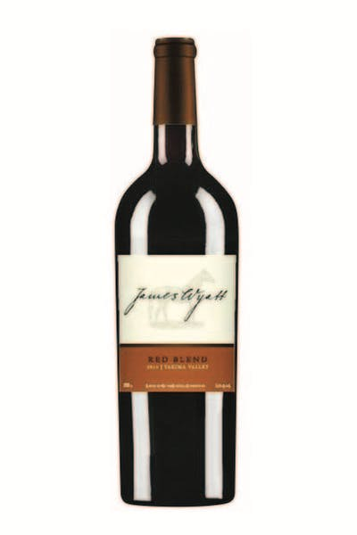 James Wyatt Untamed Red Blend