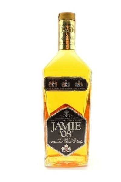 Jamie 08 Blended Scotch Whiskey
