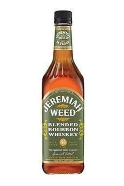 Jeremiah Weed Bourbon