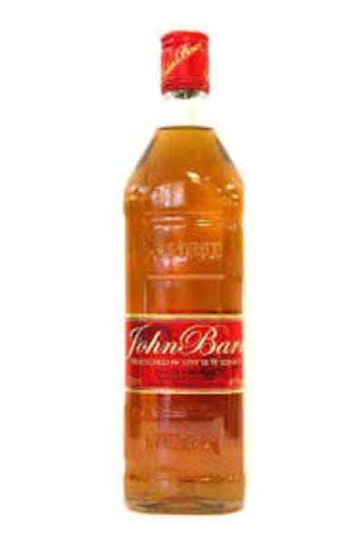 John Barr Scotch Red Label