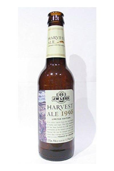 J.W. Lees Harvest Ale 2001