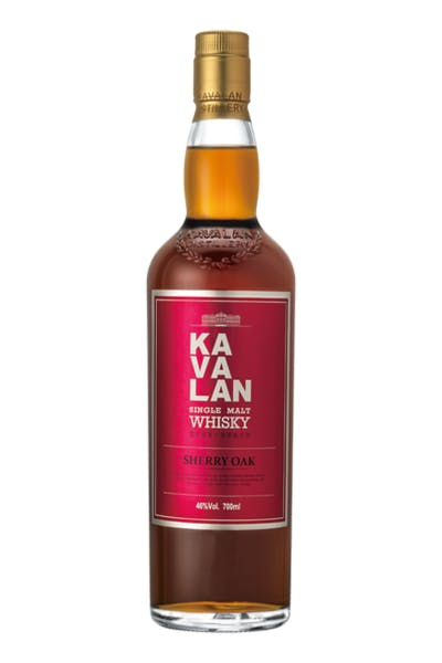 Kavalan Sherry Oak Whisky