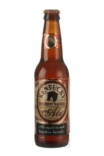 Kentucky Peach Barrel Wheat Ale