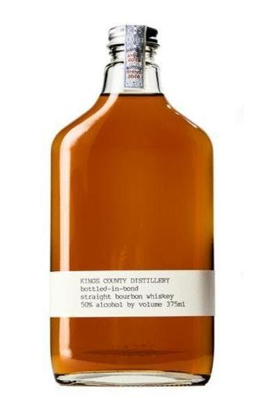 Kings County Spiced Winter Whiskey
