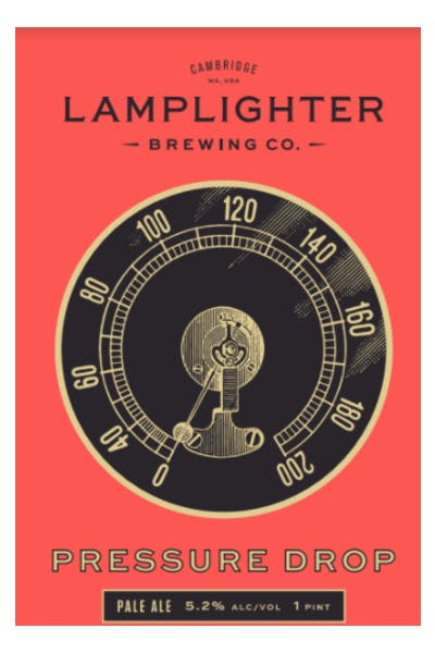 Lamplighter Pressure Drop New England Pale Ale