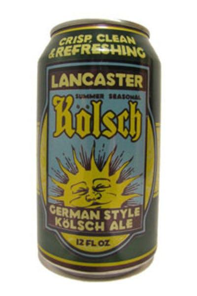 Lancaster German Style Kolsch