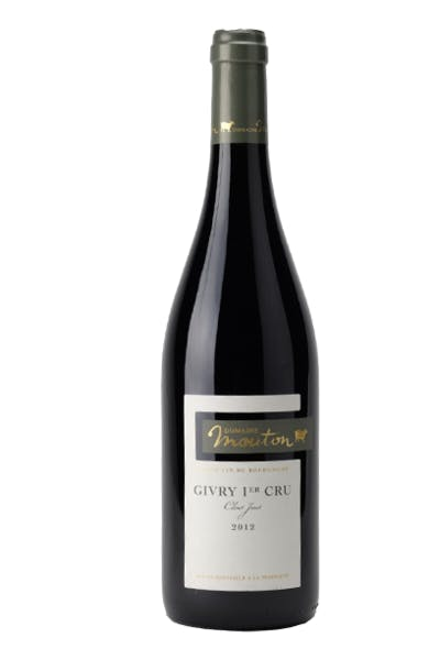 Laurent Mouton Givry Clos Charle 2012
