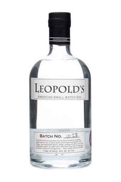 Leopold Bros Gin